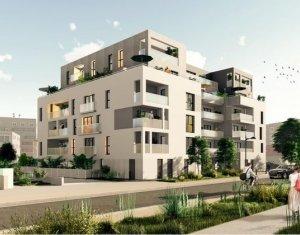 Achat / Vente appartement neuf Saint-Herblain quartier Romanet (44800) - Réf. 3756