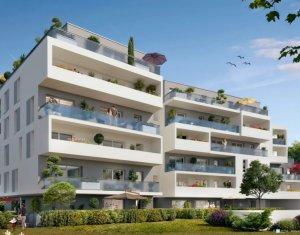 Achat / Vente appartement neuf Saint-Nazaire à proximité immédiate des commodités (44600) - Réf. 2186