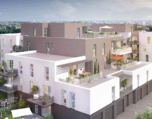 Achat / Vente appartement neuf Saint-Nazaire environnement calme et boisé (44600) - Réf. 2819