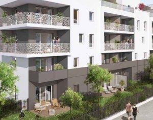 Achat / Vente appartement neuf Saint-Nazaire proche centre-ville (44600) - Réf. 2849