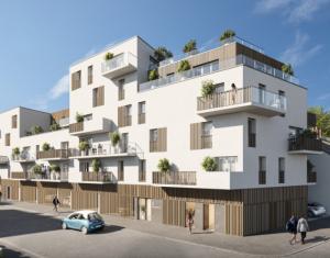 Achat / Vente appartement neuf Saint-Nazaire proche du port (44600) - Réf. 5385