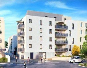 Achat / Vente appartement neuf Saint-Nazaire quartier de la Vecquerie (44600) - Réf. 2701