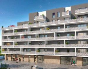 Achat / Vente appartement neuf Saint-Nazaire quartier du Plessis (44600) - Réf. 4234