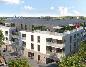 Achat / Vente appartement neuf Saint-Sébastien proche Nantes (44230) - Réf. 3416