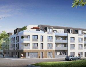 Achat / Vente appartement neuf Saint Sébastien sur Loire au cœur de la ville (44230) - Réf. 2097