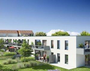 Achat / Vente appartement neuf Saint-Sébastien-sur-Loire quartier de la martellière (44230) - Réf. 1105