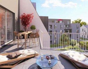 Achat / Vente appartement neuf Sainte-Luce-sur-Loire en cœur de ville (44980) - Réf. 3485