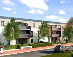 Achat / Vente appartement neuf Sainte-Luce-sur-Loire proche des transports (44980) - Réf. 505