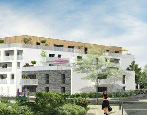 Achat / Vente appartement neuf Sorinières à 10 minutes à pied des commodités (44840) - Réf. 4338