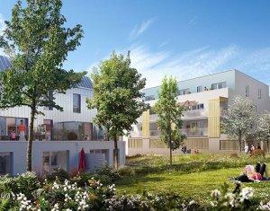 Achat / Vente appartement neuf Thouaré-sur-Loire proche Chronobus (44470) - Réf. 1448