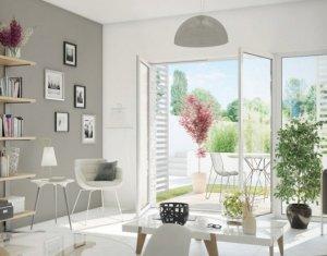 Achat / Vente appartement neuf Thouaré-sur-Loire proche Gare (44470) - Réf. 972
