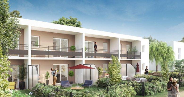 Achat / Vente appartement neuf Bouaye proche centre (44830) - Réf. 3749