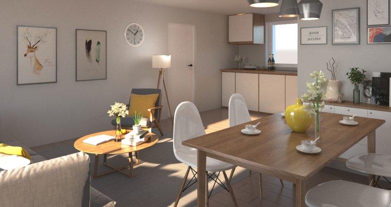 Achat / Vente appartement neuf Bouaye proche centre (44830) - Réf. 3521