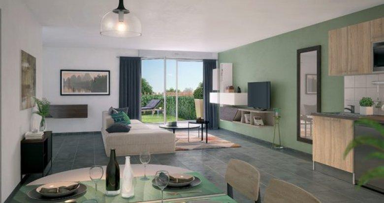 Achat / Vente appartement neuf Bouguenais dans un quartier résidentiel (44340) - Réf. 937