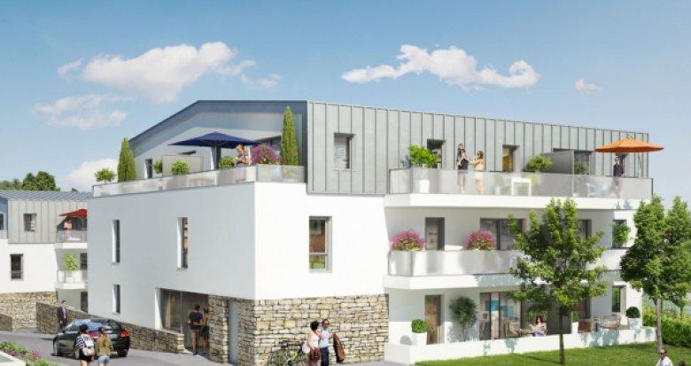 Achat / Vente appartement neuf Carquefou centre-ville (44470) - Réf. 1068