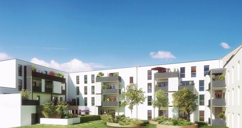 Achat / Vente appartement neuf Carquefou cœur de bourg (44470) - Réf. 469