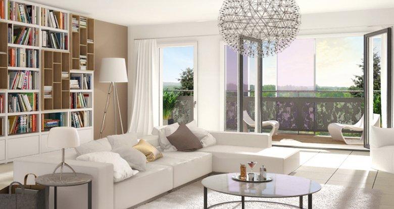 Achat / Vente appartement neuf Carquefou cœur de ville (44470) - Réf. 144