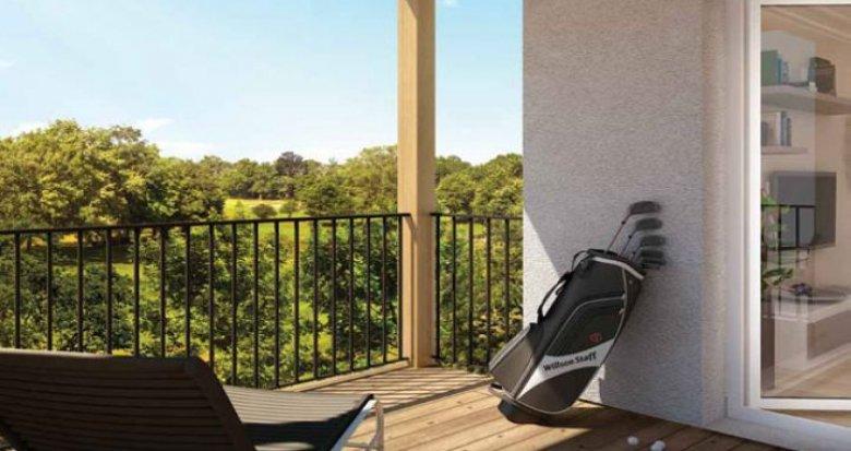 Achat / Vente appartement neuf Carquefou face au golf (44470) - Réf. 460