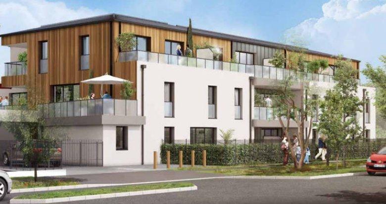 Achat / Vente appartement neuf Carquefou proche arrêt de bus (44470) - Réf. 4063