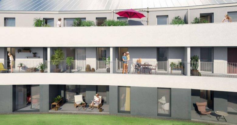 Achat / Vente appartement neuf Carquefou proche centre-ville (44470) - Réf. 4771