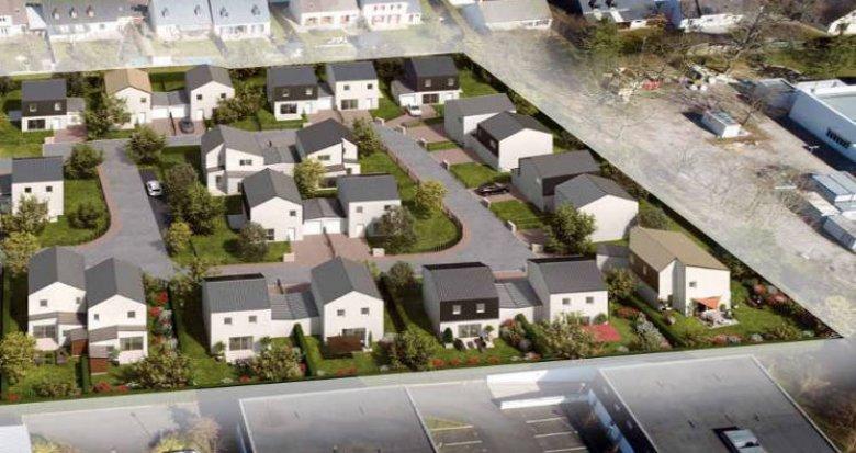 Achat / Vente appartement neuf Carquefou proche des bords de l'Erdre (44470) - Réf. 4991