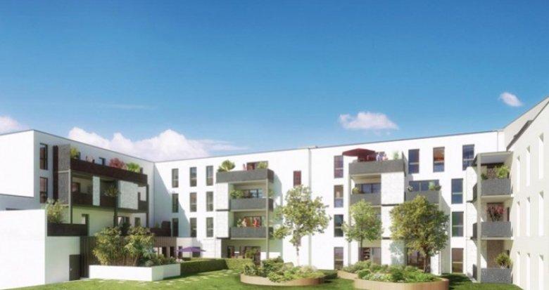 Achat / Vente appartement neuf Carquefou proche mairie (44470) - Réf. 421