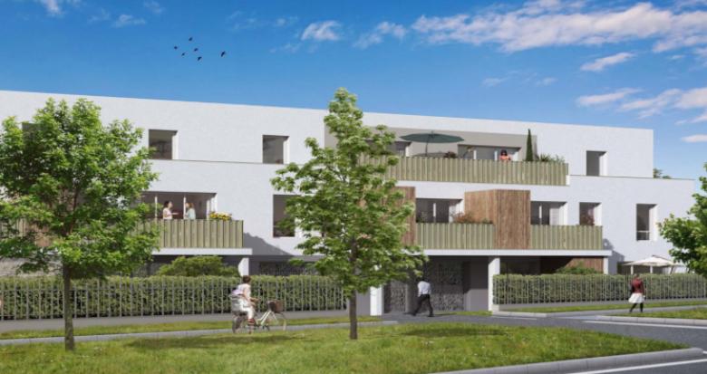 Achat / Vente appartement neuf Carquefou proche Nantes (44470) - Réf. 5745