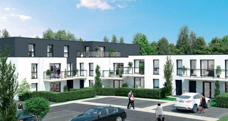 Achat / Vente appartement neuf Couëron proche bords de Loire (44220) - Réf. 1052