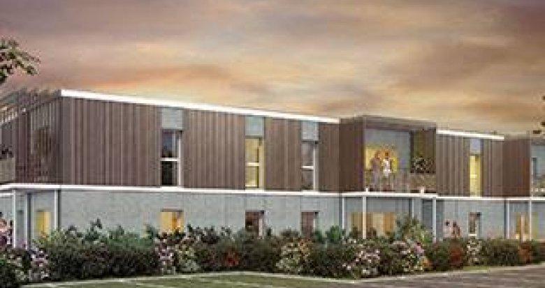 Achat / Vente appartement neuf Couëron quartier résidentiel proche centre (44220) - Réf. 3649