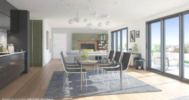 Achat / Vente appartement neuf Guérande à deux pas des remparts (44350) - Réf. 5636