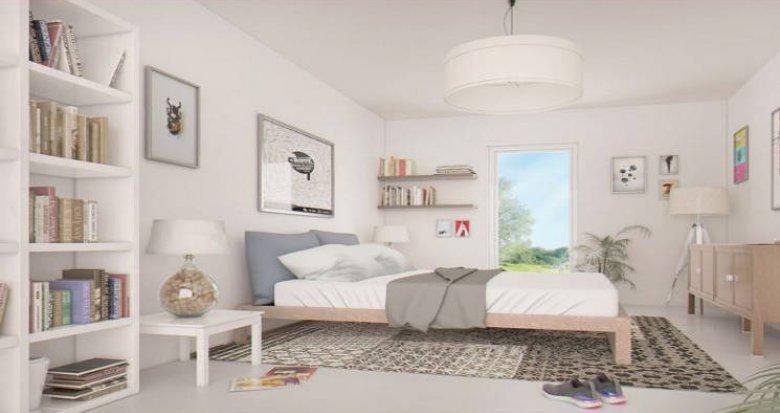 Achat / Vente appartement neuf Haute-Goulaine proche centre et commodités (44115) - Réf. 4635