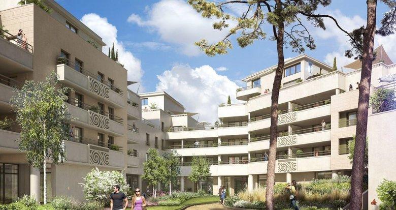 Achat / Vente appartement neuf La Baule-Escoublac Place de la Victoire (44500) - Réf. 658