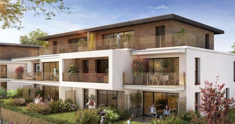 Achat / Vente appartement neuf La Baule-Escoublac proche centre-bourg (44500) - Réf. 3447
