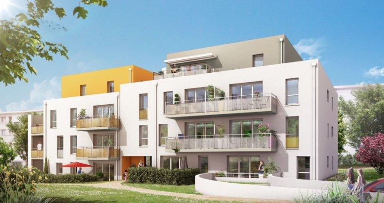 Achat / Vente appartement neuf La Montagne à 400 mètres du centre (44620) - Réf. 1361