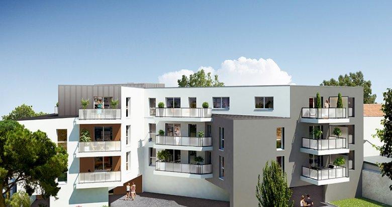 Achat / Vente appartement neuf La Montagne plein centre-ville proche commodités (44620) - Réf. 3032