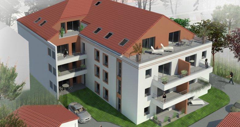 Achat / Vente appartement neuf Le Pallet centre-ville (44330) - Réf. 152