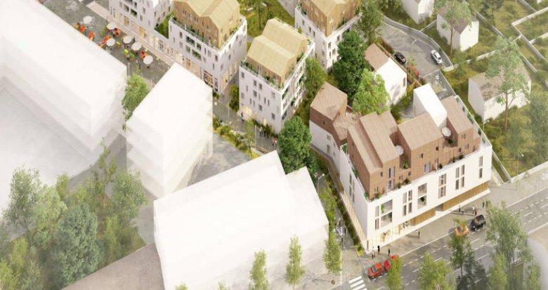 Achat / Vente appartement neuf Les Sorinières proche commerces (44840) - Réf. 3618