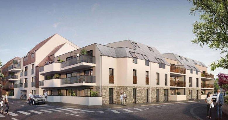 Achat / Vente appartement neuf Les Sorinières proche toutes commodités (44840) - Réf. 4909