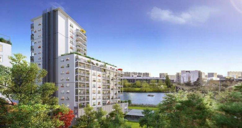 Achat / Vente appartement neuf Nantes à 20 minutes à pied de la gare (44000) - Réf. 4597