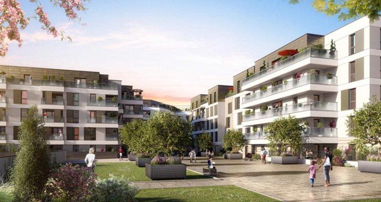 Achat / Vente appartement neuf Nantes à côté du Tramway Viarme-Talensac (44000) - Réf. 1727