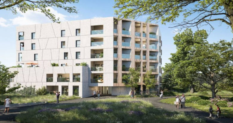 Achat / Vente appartement neuf Nantes à deux pas de l'Erdre (44000) - Réf. 5492