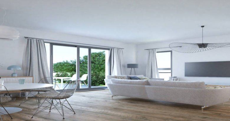 Achat / Vente appartement neuf Nantes à deux pas du tramway Chantiers Navals (44000) - Réf. 5827