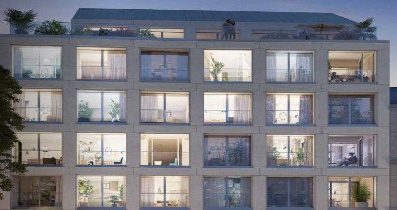 Achat / Vente appartement neuf Nantes au cœur de l'hyper centre (44000) - Réf. 5317