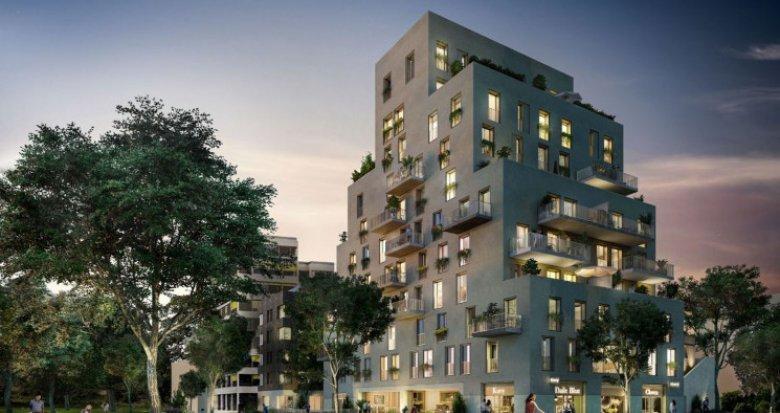 Achat / Vente appartement neuf Nantes au coeur de l'île de Nantes (44000) - Réf. 5133