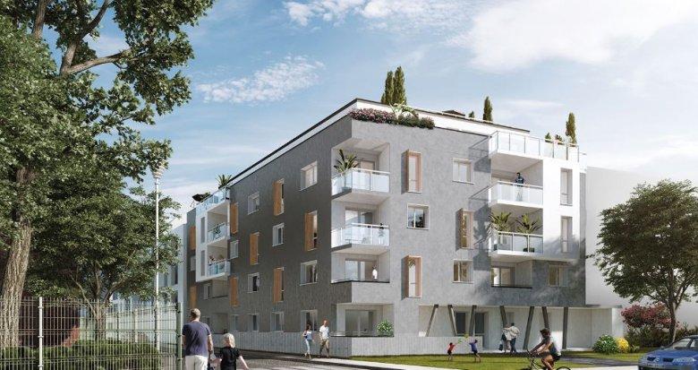 Achat / Vente appartement neuf Nantes au cœur du quartier de Procé (44000) - Réf. 2208