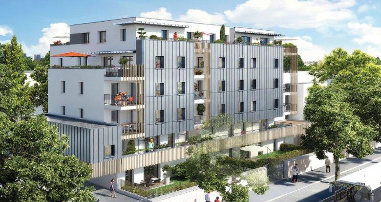 Achat / Vente appartement neuf Nantes Blanche de Castille (44000) - Réf. 276