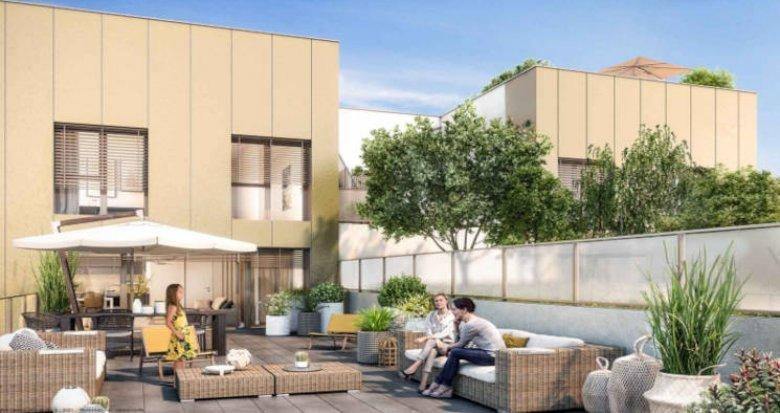 Achat / Vente appartement neuf Nantes centre Champ de Mars (44000) - Réf. 6213