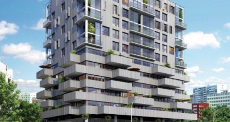 Achat / Vente appartement neuf Nantes coeur de ville (44000) - Réf. 964