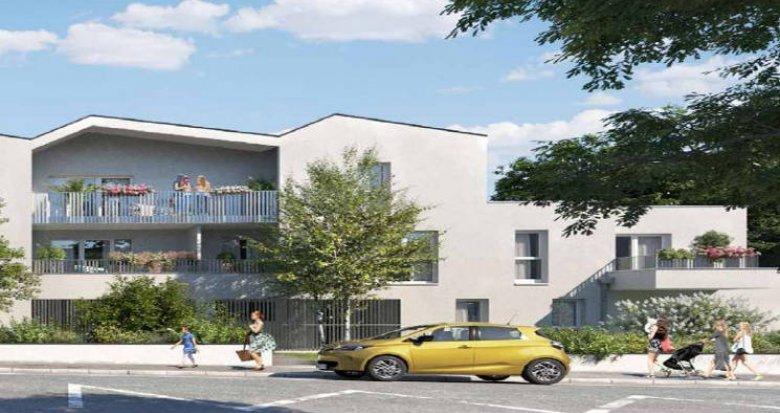 Achat / Vente appartement neuf Nantes cœur quartier Halvêque-Beaujoire-Ranzay (44000) - Réf. 4930