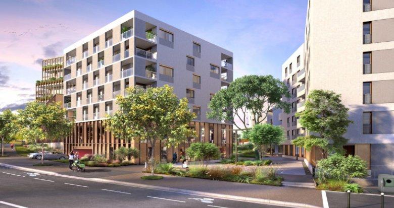 Achat / Vente appartement neuf Nantes Eraudière proche tram (44000) - Réf. 5320